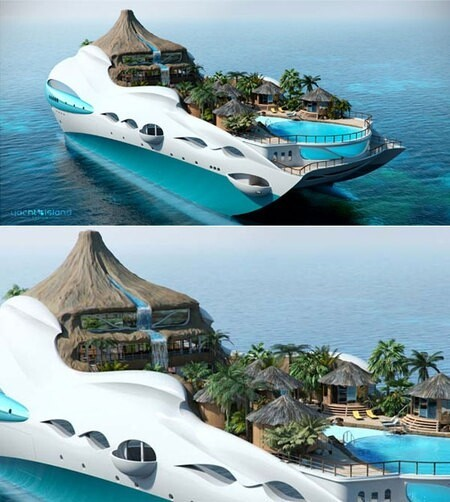 Talk about Luxury Boats