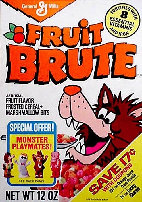 The Best Halloween Cereals That Ever Existed