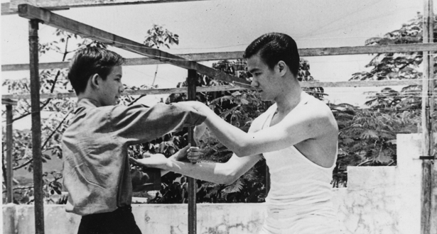 Rare Photographs of a Young Bruce Lee