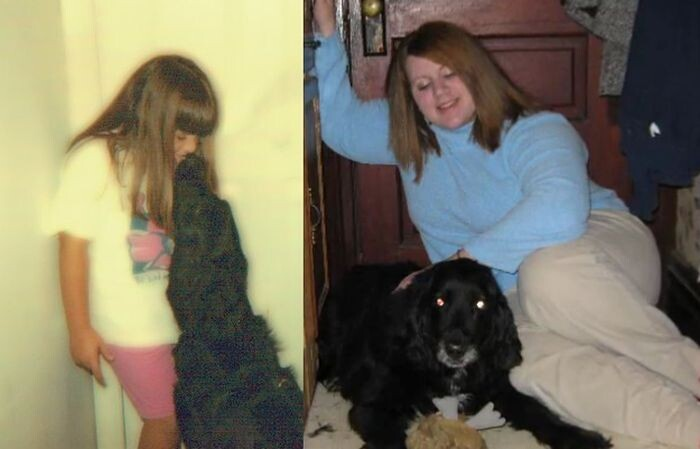 Pets and Their Owners: Then and Now
