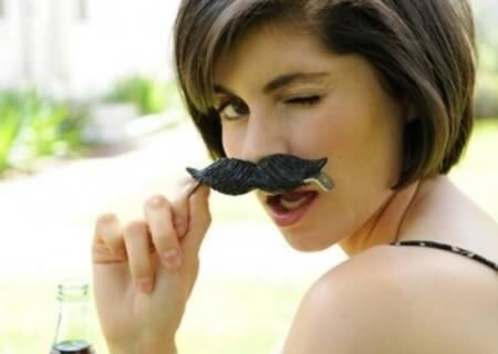 Have you seen these amazing hipster mustaches?