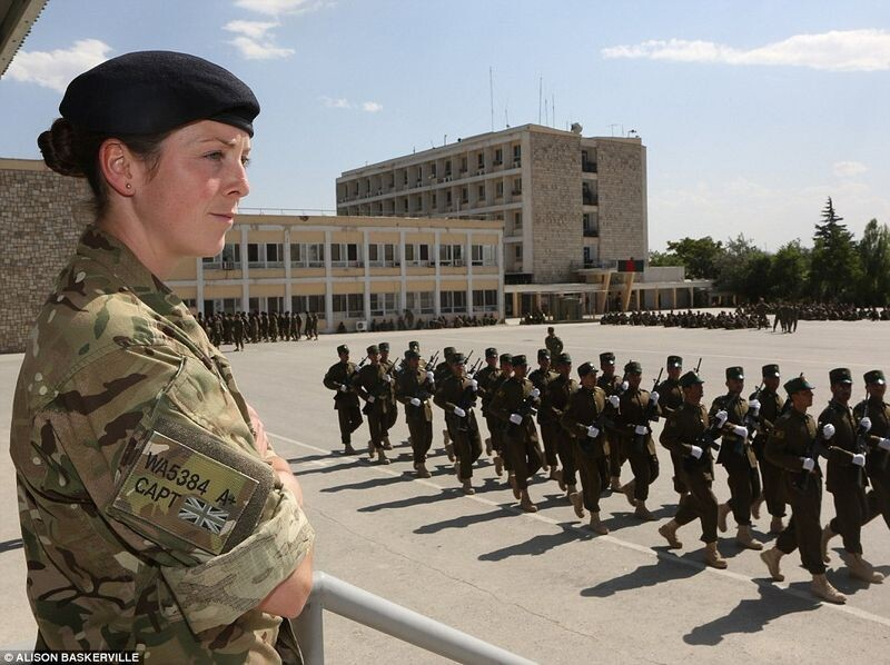Female Soldiers in Afghanistan