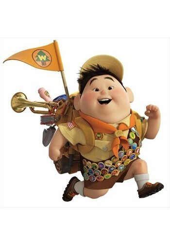 Russel -- UP
