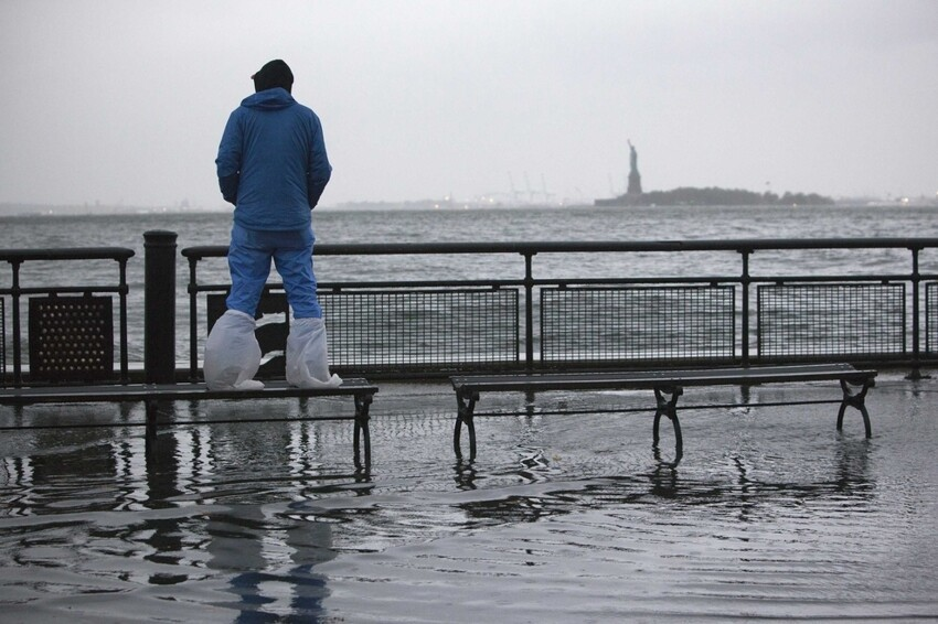 These People Give No Fucks About Sandy