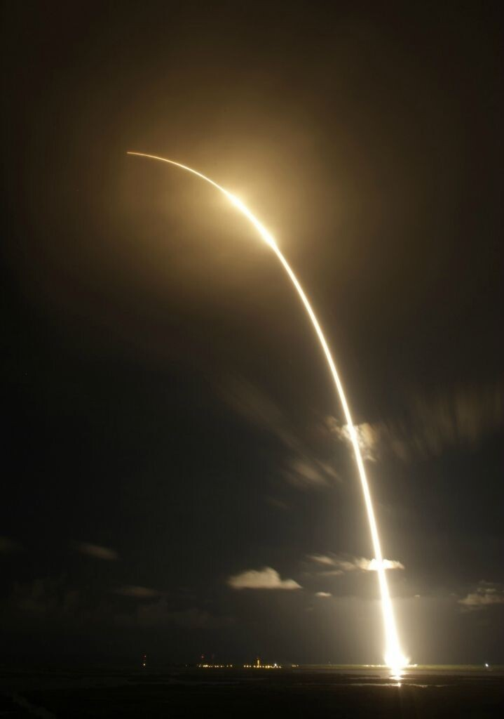 Space Ships Launches