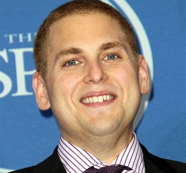 Jonah Hill looked better fat.