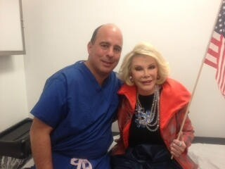 While Eric held my place on line to vote I saw Dr Nicholas...X-Rays and all! Sorry to say I won't tap dance again!