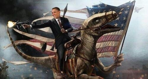 Four More Years! (Of Obama Photoshops)