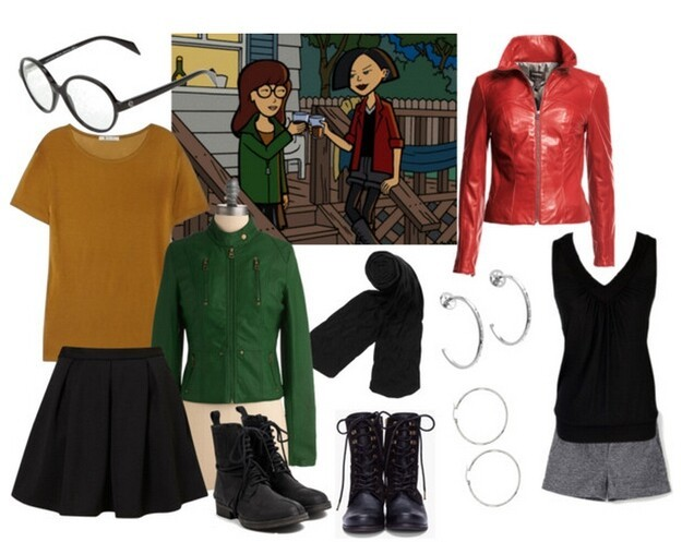 Daria and Jane (Daria)