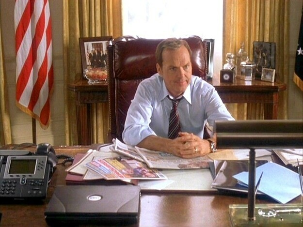 "Michael Keaton in ""First Daughter"""