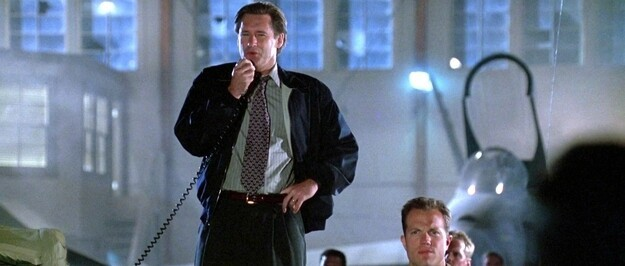 "Bill Pullman in ""Independence Day"""