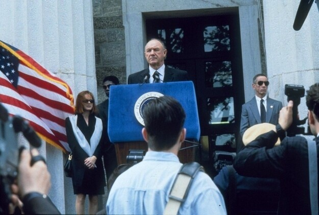 "Gene Hackman in ""Absolute Power"""