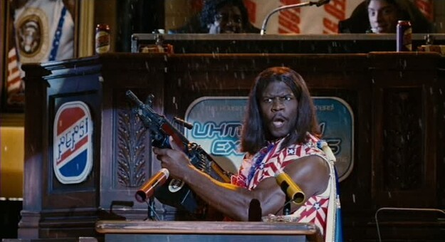 "Terry Crews in ""Idiocracy"""