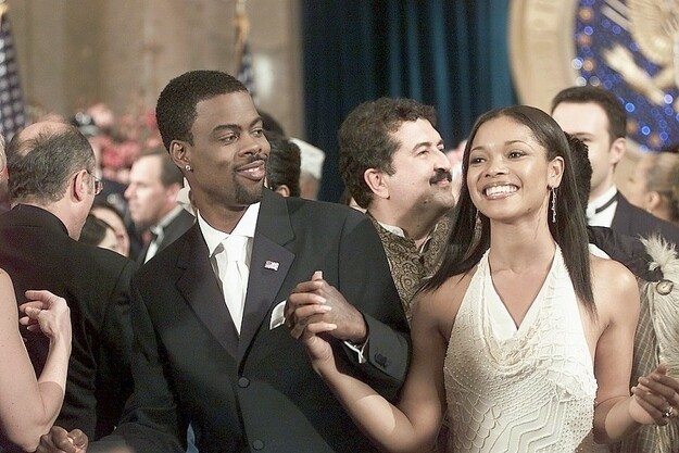 "Chris Rock in ""Head of State"""