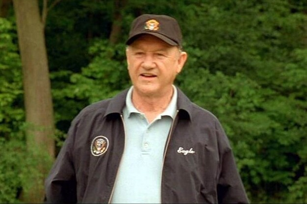 "Gene Hackman in ""Welcome to Mooseport"""