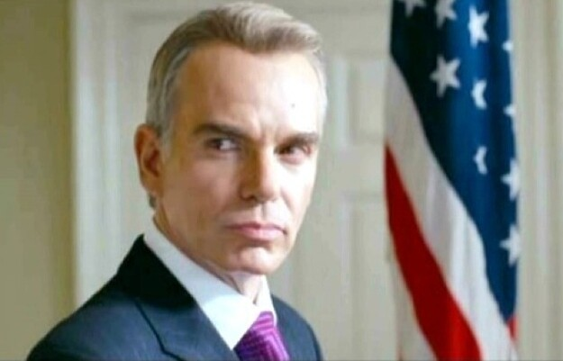 "Billy Bob Thornton in ""Love Actually"""