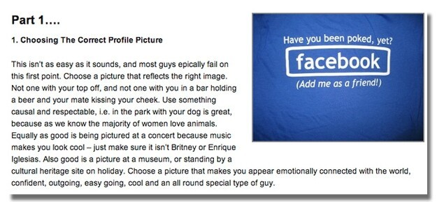 A How-To Guide To The Ultimate Guy's Profile Pic