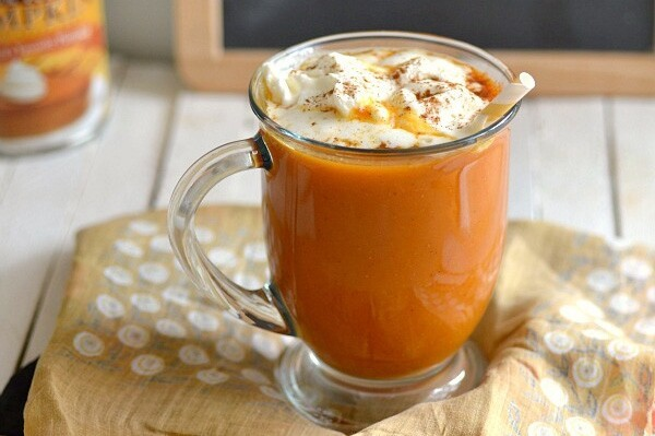 Spiced Pumpkin Cider