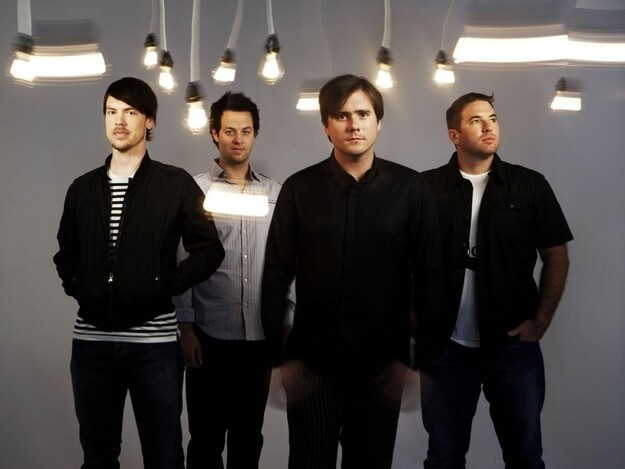 "Their song ""Emo"" is a tribute to one of DeLonge's favorite bands, Jimmy Eat World."