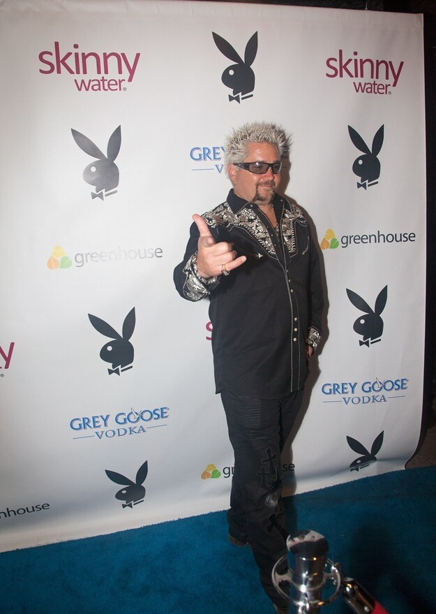 Guy Fieri is a Walking, Talking Fashion DON'T