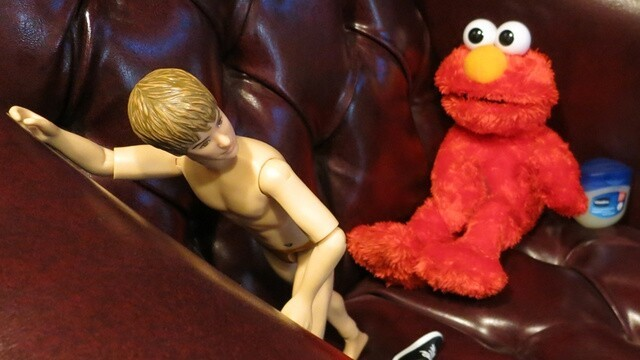 Elmo Sex Scandal:Explain It Like I'm Justin Beiber