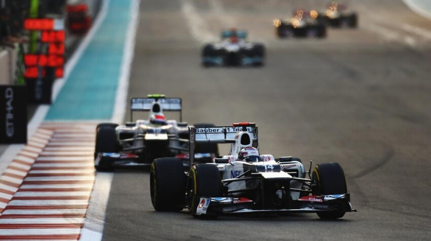 Formula 1 Returns to the US In A Big Way