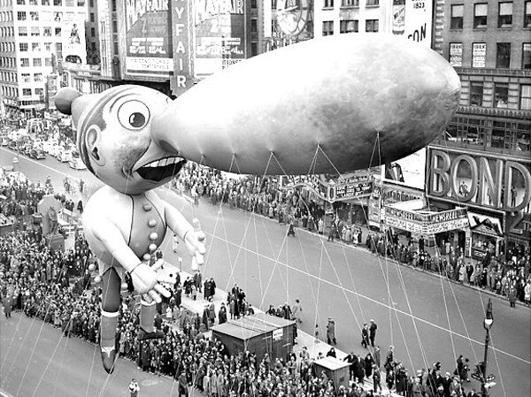 Weirdest Parade Floats Ever