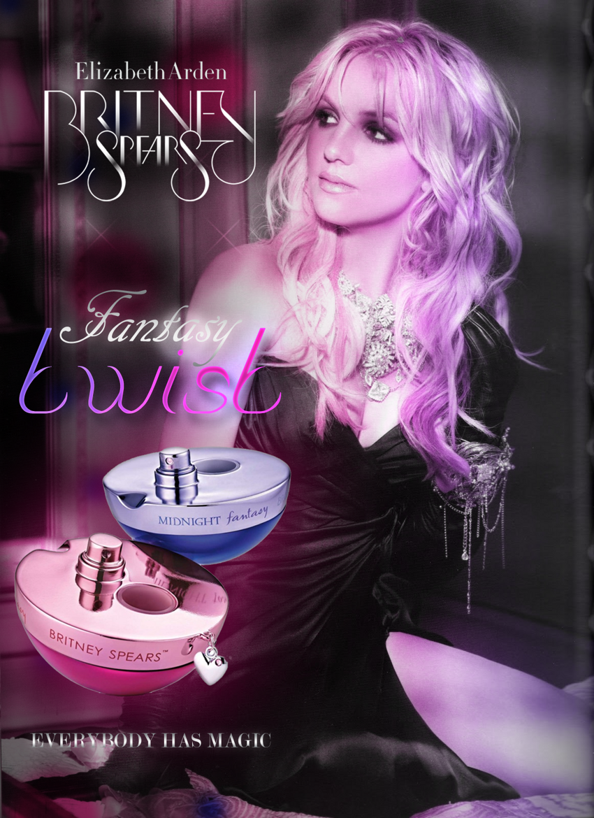 britney spears lotion