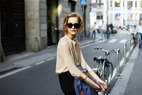 Balance Your Fall Look With Neutrals