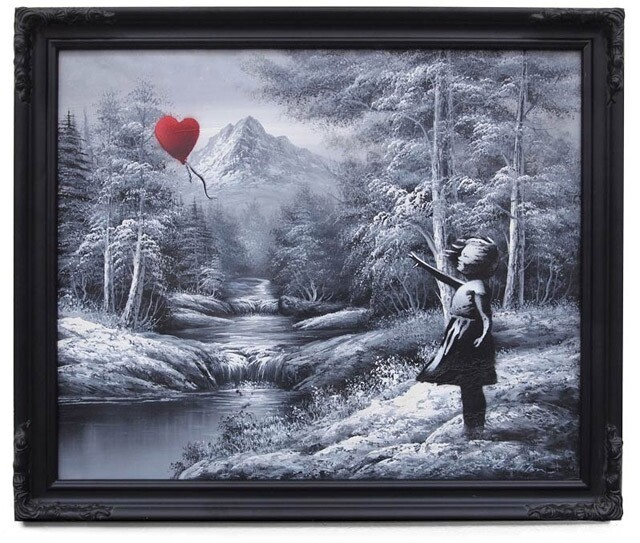 Banksy's Most Celebrated & Controversial Work