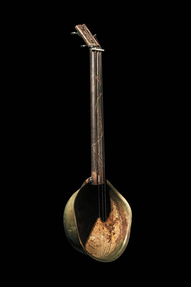 Devices Of Death Turned Into Instruments Of Inspiration