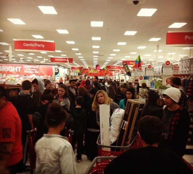 Black Friday Is Terryfying