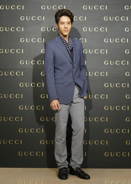 Gucci Flagship to Open in Taipei, Gets Celebs to Pose for Promo