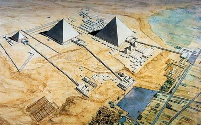 Ancient Wonders As You Have Never Seen Them