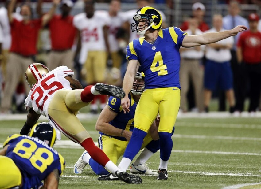 49ers Embarrassed By Loss To Rams