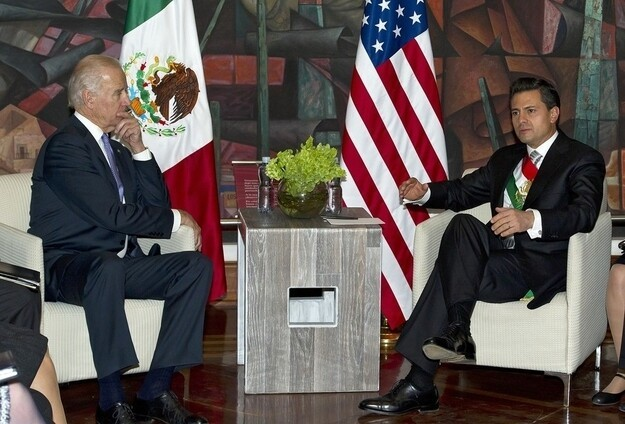 Big Daddy Biden Goes To Mexico