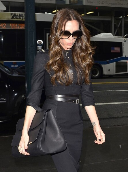 Victoria Beckham Being Fabulous, As Usual