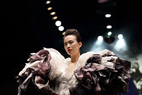French Couture Week in Singapore, Of Course