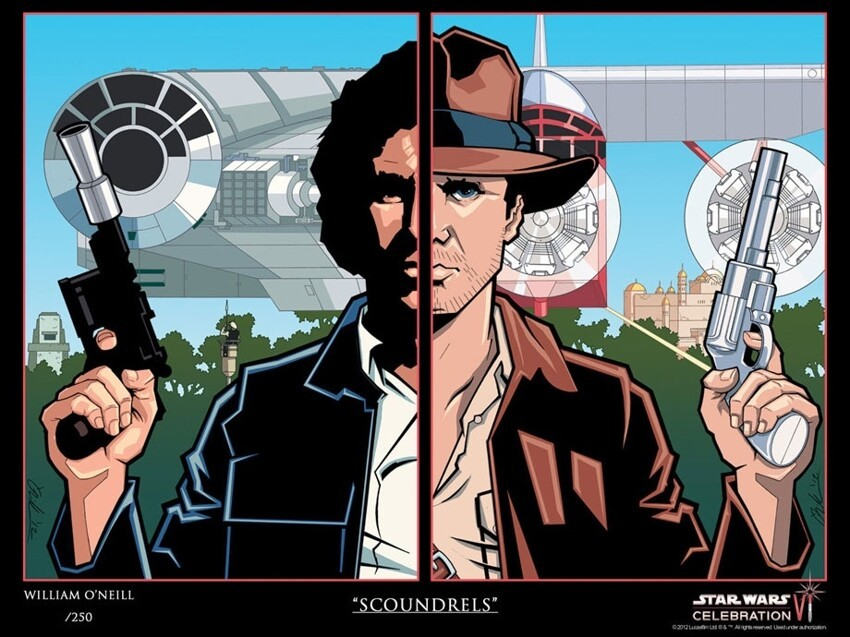Awesome Pop Culture HD Posters.