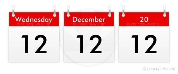 12.12.12 According to a Numerologist