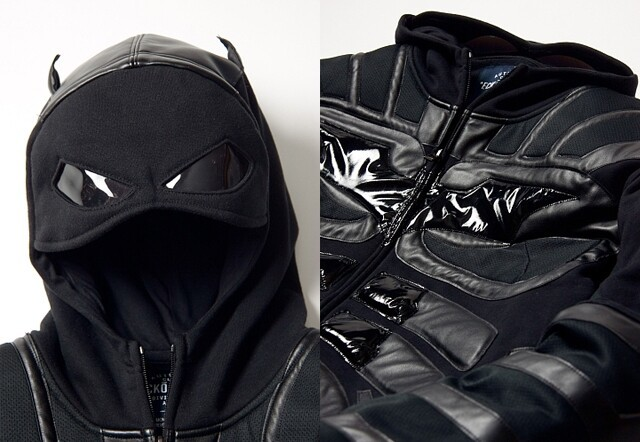 Dark Knight Batman Hoodie by Ecko Unltd.