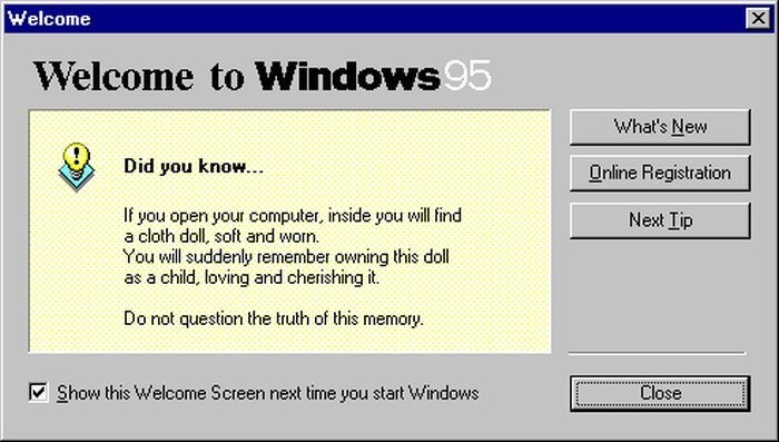 Windows 95 Tips, Tricks, and Tweaks