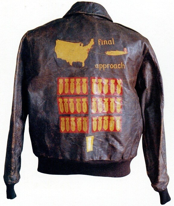 Jackets Of American Pilots