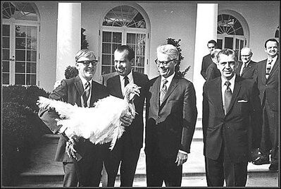 Awkward Moments Between Turkeys and Presidents