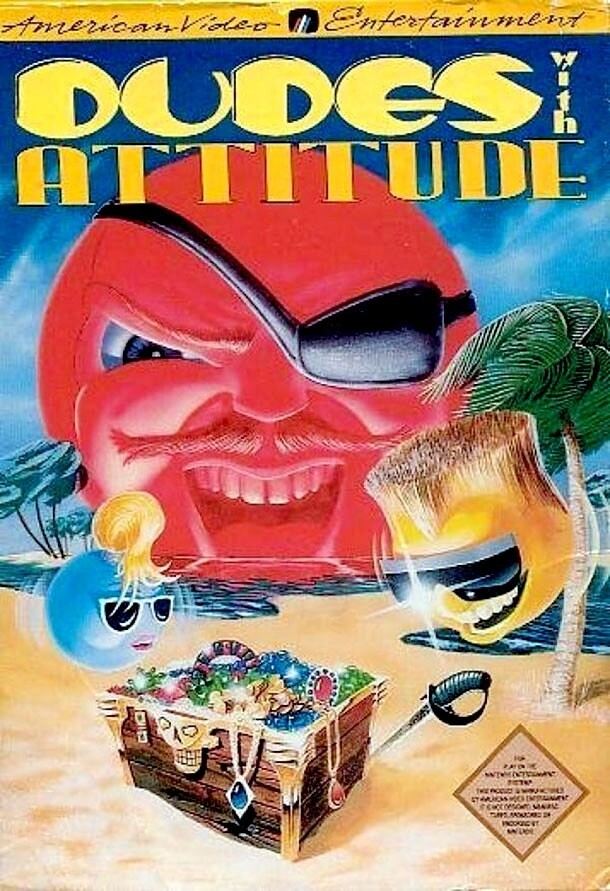 Unbelievably God-Awful Video Game Covers