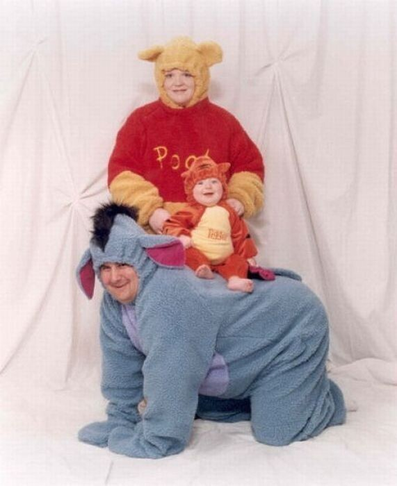 Funky Crazy Awkward Family Portraits for your LOLz