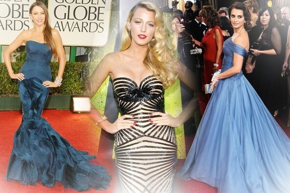 Best Gowns of 2012