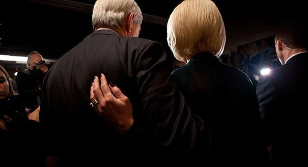 Best Political Photographs of 2012