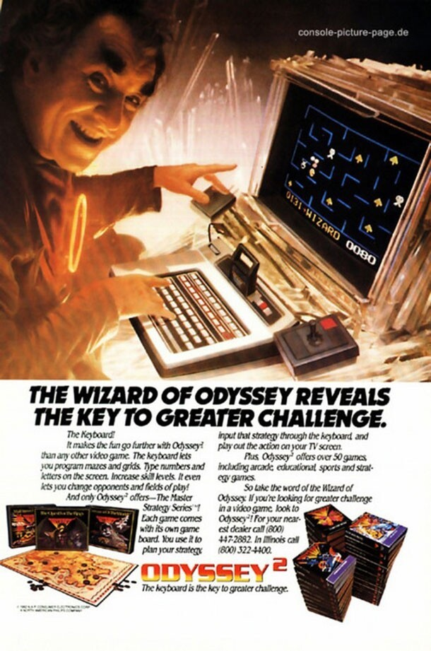 Ridiculous Retro Video Game Adverts From The 80s