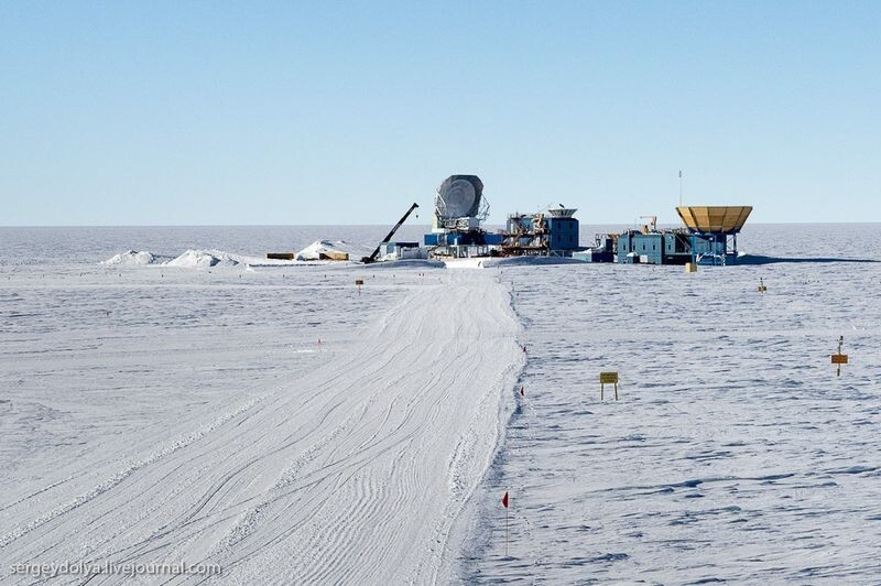 Amundsen–Scott South Pole Station